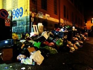 Naples, Italy 'Trash Crisis'